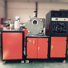 酷斯特科技500g小型立式真空熔炼炉真空感应熔炼炉