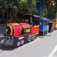 景区户外新型游乐设备无轨小火车游艺设施