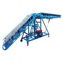 防滑式皮带输送机 大型装车螺旋提升机 双翼输送机价格 流水线设备