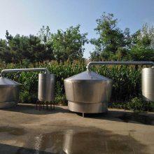 自动化干料烤酒设备 质量可靠 熟料烤酒设备 家用干料煮酒设备