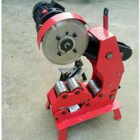 电动液压切管机QG-325消防管道切割机 割管机