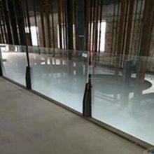 誉华召创屏风渐变玻璃一平米价格 多年生产经验