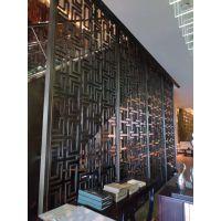 酒店装饰格栅,不锈钢订制格栅