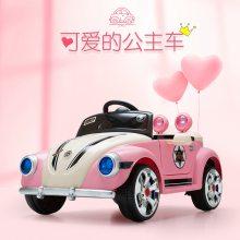 儿童电动汽车可坐人小孩双驱动摇摆电瓶车宝宝四轮遥控可外贸出口
