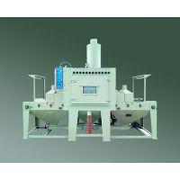 环保达标通过式自动喷砂机_YQPP5006A通过式自动喷砂机定制厂家