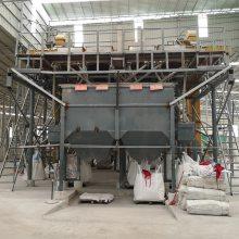 腾泉环保玻璃石英砂_喷砂除锈石英砂0.6-1.2mm_批量供应板材砂