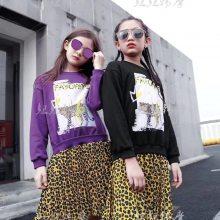 时尚***妞妞韩摩品牌童装2020年春款品牌童装折扣批发韩版童装尾货走份批发