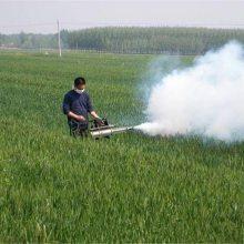 新品直销烟雾水雾两用机 大面积防疫消毒机 效率高用药省弥雾机