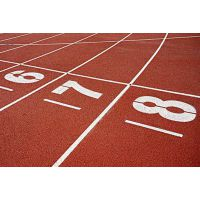 河南体育馆400米跑道承接,200米塑胶跑道工程施工,环保塑胶跑道球场材料生产厂家,