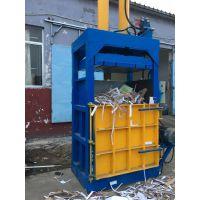 孝感立式120吨双杠废纸液压打包机 节能环保垃圾废料压缩设备 厂家在哪