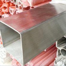 100*100*4.8西安316L不锈钢方管厂家过滤分离设备用