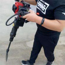 新款链条轻便挖树机 汽油链条挖树机 二冲程链条起树机型号