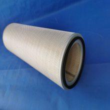 隆信供应 聚酯纤维除尘滤芯 粉尘滤筒 除尘器滤芯 防静电喷涂滤筒