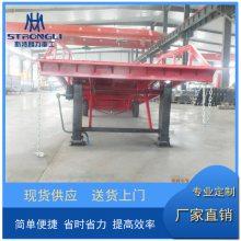 登车桥移动式升降台 叉车卸货斜坡神器 简易液压登车设备月台车