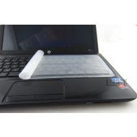 【厂家直销】14寸笔记本键盘膜/笔记本KB膜/笔记本通用键盘膜