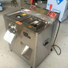 大型腊肠绞肉机 多功能绞肉式全自动灌肠机 小型不锈钢绞肉机价格