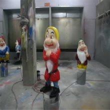 圣诞老人卡通雕塑圣诞老人雕塑户外圣诞老人雕塑