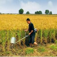 小麥水稻收割機/菜園大棚除草機/背負式果園農田松土機
