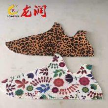 温州飞织鞋材直接印花纹新工艺打印设备 高落差彩色uv喷墨印刷鞋子机