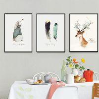 现代轻奢客厅挂画墙壁画沙发背景墙装饰画