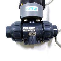 EA200-PVC电动PVC球阀 日本KITZ北泽阀门(上海)达琼流体现货供应