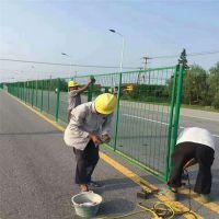河道边框护栏网_1.8*3米框架护栏隔离栅厂家_护栏网报价