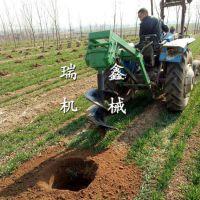 林业专用汽油新型挖坑机 电线杆钻孔机 植树造林挖坑机?