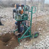 亚博国际真实吗机械 山地植树挖坑机 拖拉机植树挖坑机 供应植树挖坑机 价格