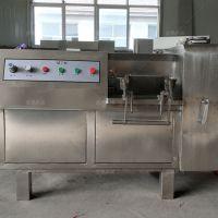 多功能红枣550型冻肉切丁机视频