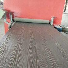 陕西木纹水泥挂板 诺德仿木纹水泥板厂家供应
