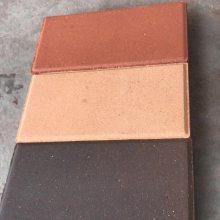 陶土砖园林景观砖值得信赖的,红色灰色烧结砖透水砖铺路砖人行道砖停车场