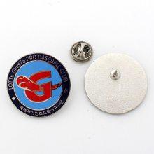 外贸出口徽章定制,韩国活动胸章制作,合金电镀徽章生产