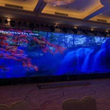 p1.25室内高清小间距全彩LED会议室屏幕