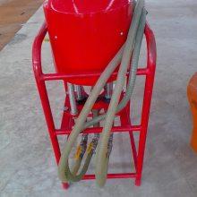 2ZBQS-12/10矿用气动注浆泵价格公道2ZBQS煤矿用气动双液注浆泵