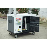20KW静音柴油发电机户外用