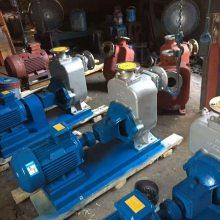 不锈钢自吸泵 ZW40-10-20P 流量:10m3/h,扬程:20m 福建周宁县众度泵业