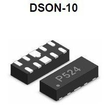 原装***ESD静电二极管ESD9L3.3CT5G 现货