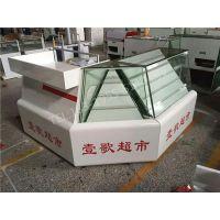 上海市专业烟柜金衡展示厂家 黄浦区超市烟草地柜加灯制作