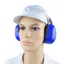 防噪音睡眠用超强防呼噜静音降噪学习工业专业隔音折叠式耳罩