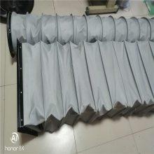 厂家定制 风机排风管 伸缩软连接 散装机伸缩布袋