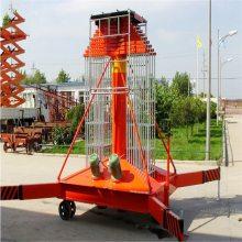 套缸式升降机缸筒/竹节/单双梯液压升降梯升降平台高空作业设备