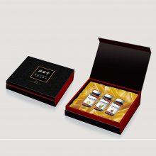 深圳高档包装盒定制 保健品礼盒 礼品盒设计定做
