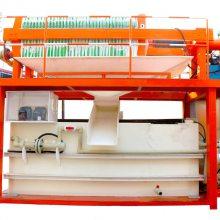 压滤机一体化处理,车载压滤机,打桩污泥一体化