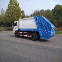 车厢可移动式垃圾车 垃圾车挂桶车价格 徐工勾臂垃圾车