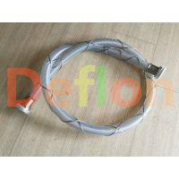 厂家直销铁氟龙内平外波轻型透明ptfe热缩管软管