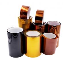 长期稳定特惠供应金黄色电器绝缘胶带电池终止耐酸碱胶带涂布厂家