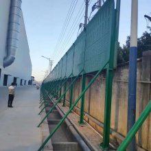 郑州厂家安装省内高速公路声屏障铁路吸声板冷却塔吸声围挡小区隔音墙工厂隔音屏