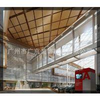 供应办公室、会议室铝天花吊顶 铝单板吊顶图