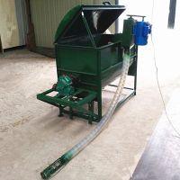 农村收粮食吸粮机 水泥粉软管吸料机 工地散沙子抽料机