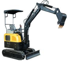 安庆热销25型小挖机 园林种植小型挖掘机 小型挖土机价格